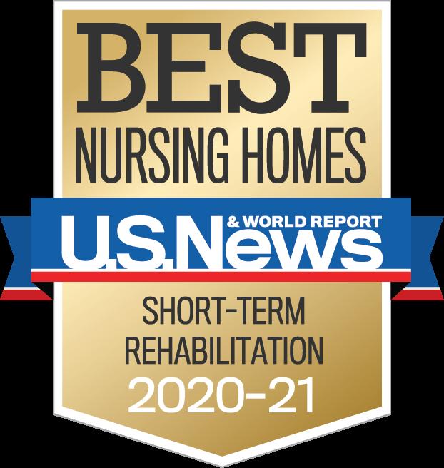 Best Nursing Homes Short-term award