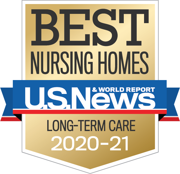 Best Nursing Homes Long-term award