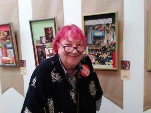 Madeline Behrens-Brigham and her art