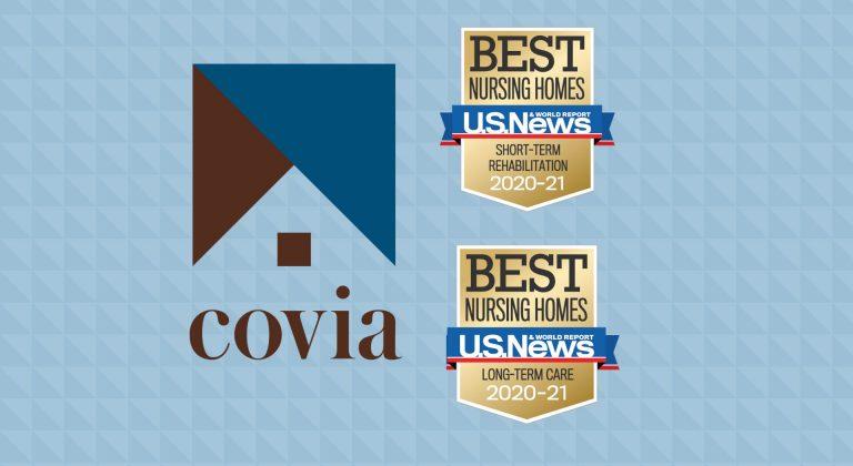 Covia Best Nursing Homes Awards