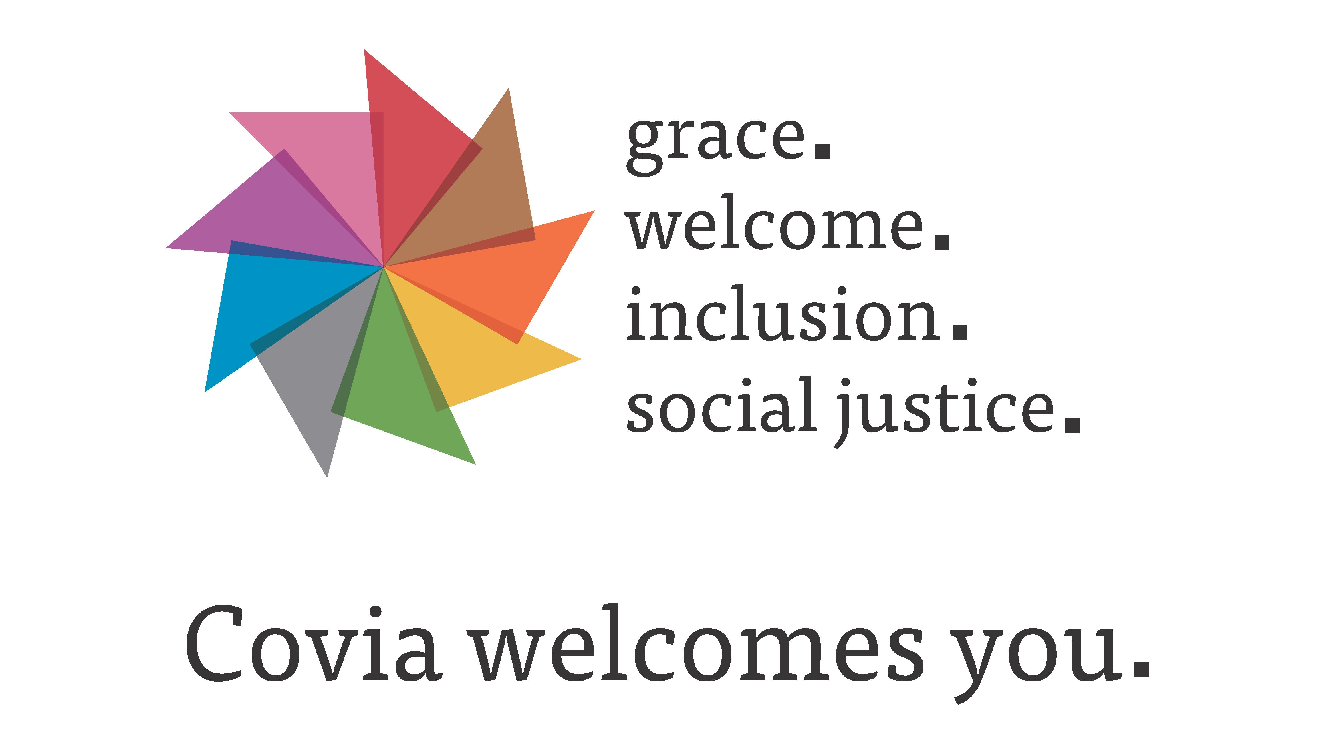 Covia Inclusivity Logo