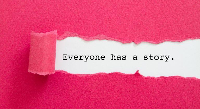 Everyone Has a Story Covid 19