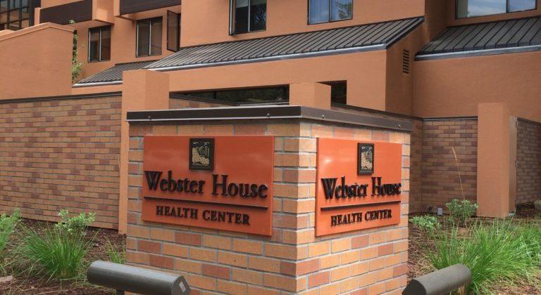 webster house building