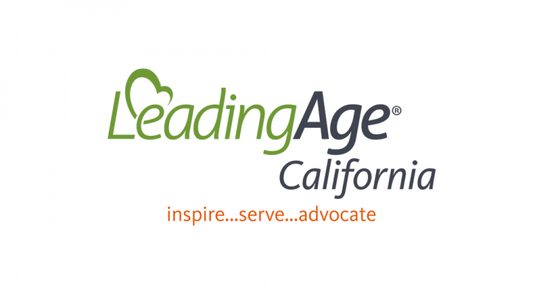 Leading Age California logo